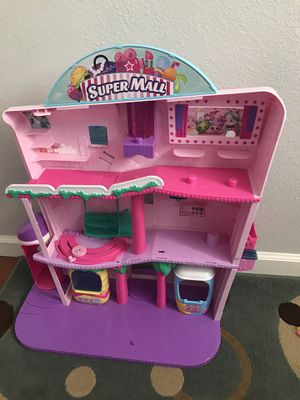 Shopkins super mall for Sale in Alamo, CA