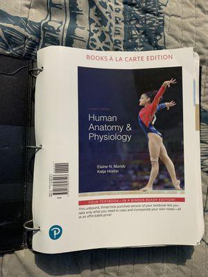 Human Anatomy & physiology 11 edition for Sale in Arlington, TX
