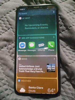 Iphone X Verizon for Sale in Fresno, CA