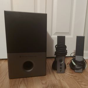 Altec Lansing VS4121 Computer Speakers With Subwoofer for Sale in Miami, FL