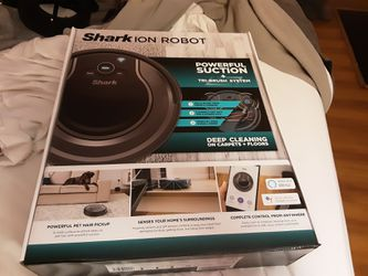 SHARKion ROBOT deep cleaning vacuum for Sale in Denver,  CO