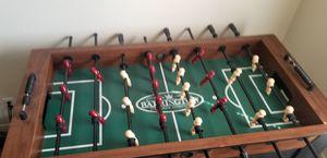 Barrington Foosball Table for Sale in San Angelo, TX