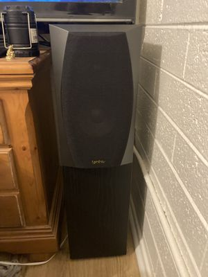 Home Audio Surround Sound Floor Speakers for Sale in Phoenix, AZ