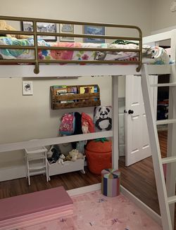 Twin Loft Bed for Sale in Vancouver,  WA