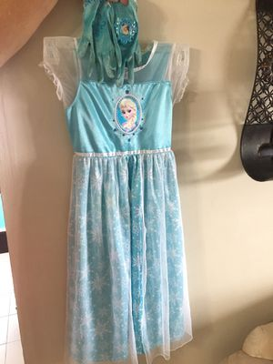 Disney Dress: Frozen Elsa for Sale in Hialeah, FL