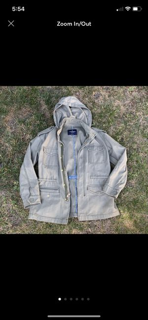 American Eagle utility jacket size small for Sale in Stockton, CA