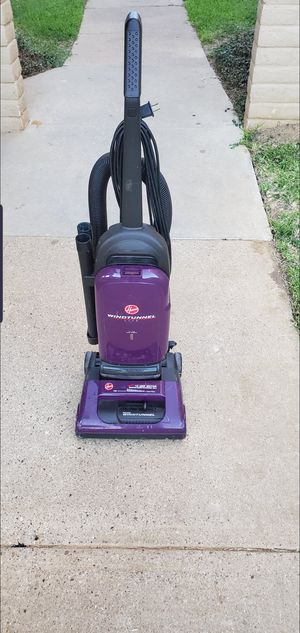 hoover wind tunnel lite vacuum cleaner. for Sale in Fort Worth, TX