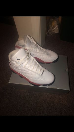 f9156ba57ea9d6 Air Jordan 13 Red   White 2017 size 10 for Sale in Bronx