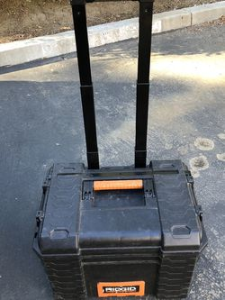 Rigid Tool Box for Sale in El Cajon,  CA