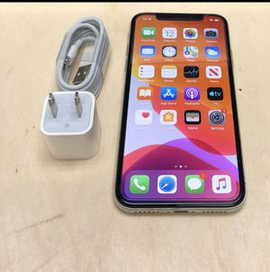 iPhone X 64GB Factory Unlocked Excellent Condition for Sale in Cary, NC