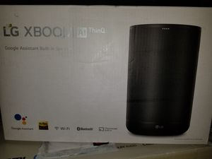 LG XBOOM AI THINQ Speaker for Sale in Bethel Park, PA