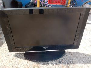 "27"" Samsung no remote for Sale in Houston, TX"