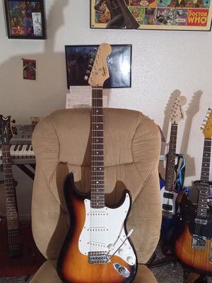 Squier Fender Stratocaster for Sale in Henderson, NV