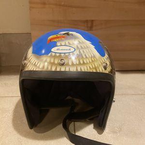 Vintage Monarch Motorcycle Helmet for Sale in Tigard, OR