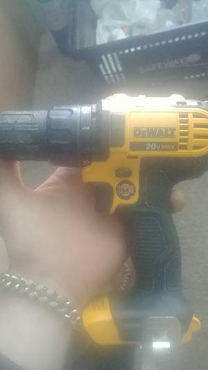 Dewalt Half inch cordless drill driver for Sale in Chehalis, WA