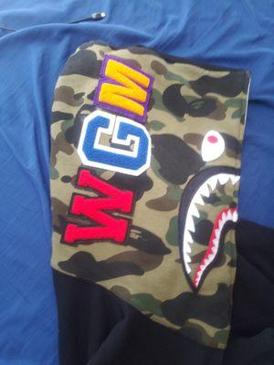 Bape hoodie 2xl for Sale in Boston, MA