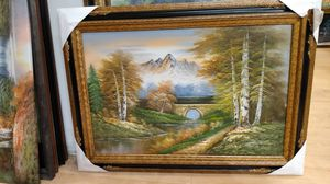 Oil painting on canvas for Sale in Plano, TX