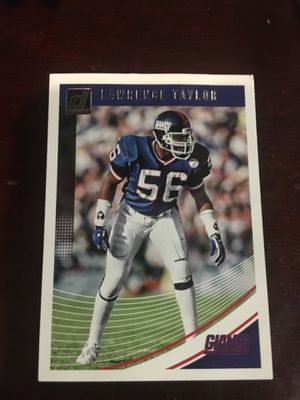 Lawrence Taylor football card for Sale in Houston, TX