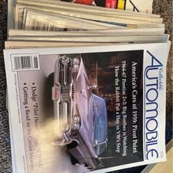 Collectible Automobile Magazines 1990-current for Sale in Fort Myers,  FL