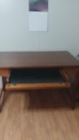 Small wooden computer desk for Sale in Wimauma, FL