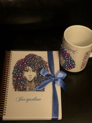 Custom journals, mugs, tee shirts, sneakers & more! for Sale in Raleigh, NC