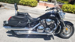 2007 Honda VTX 1800 Touring Motorcycle Excellent Condition for Sale in Jupiter, FL