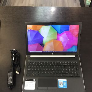 HP Notebook - 15-db0031nr 1TB 4GB AMD A9 3.1GHz Optical Drive Laptop for Sale in Fort Lauderdale, FL