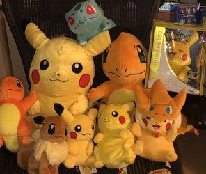 Pokemon Plushies for Sale in Reston,  VA