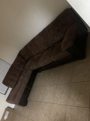 Sectional couch for Sale in Largo, FL