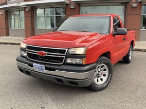 2006 Chevy Silverado for Sale in Lakewood, WA