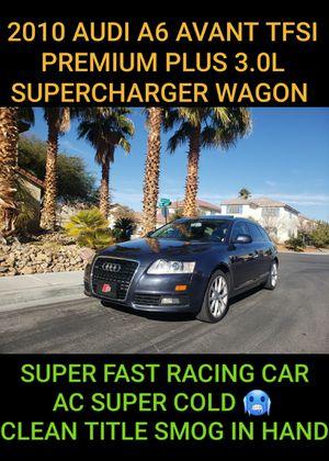 2010 A6 AVANT 3.0L SUPERCHARGER PREMIUM PLUS for Sale in Las Vegas, NV