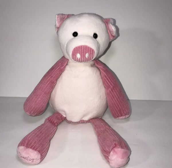 Scentsy Buddy Pink Pig stuffed