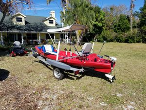 Escape flats boat or kayak for Sale in Orlando, FL