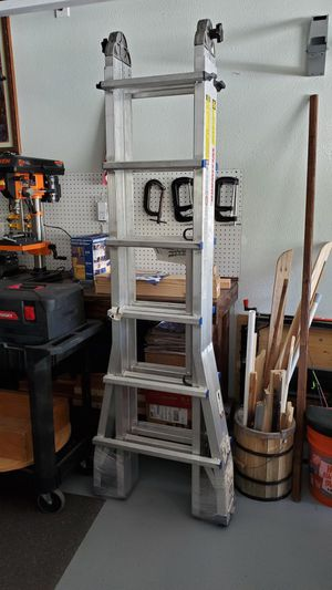 Brand new Westward multipurpose ladder for Sale in Meridian, ID