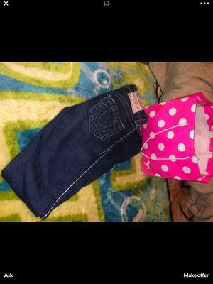 True religion pants women for Sale in Stockton, CA