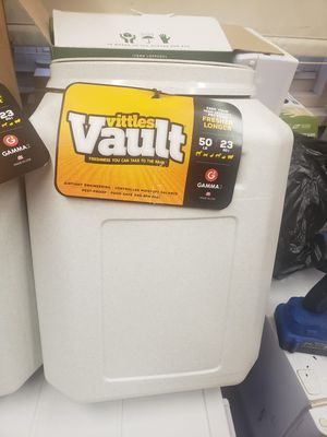 GAMMA 2 VITTLES VAULT 50LBS for Sale in New York, NY