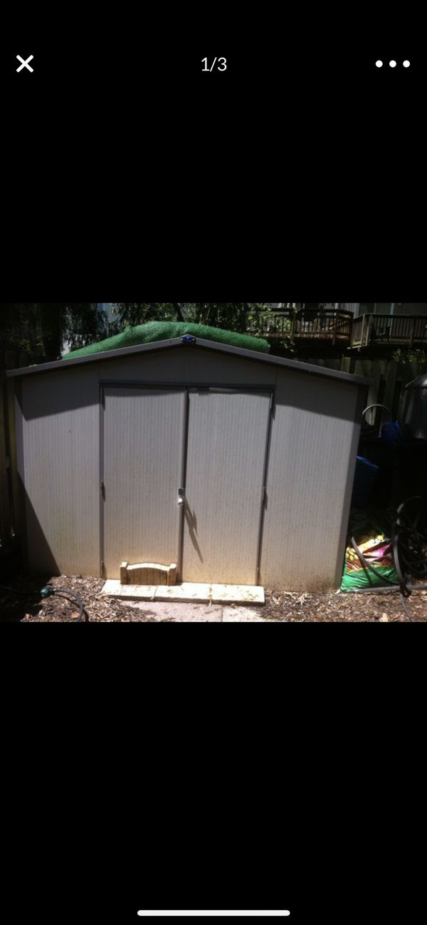 Royal outdoor vinyl shed