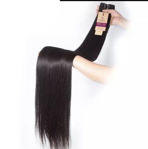 Straight human hair 30-38 inches. for Sale in Atlanta, GA