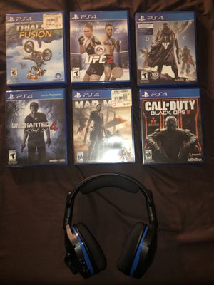 Turtle Beaches w/ Games for Sale in San Diego, CA