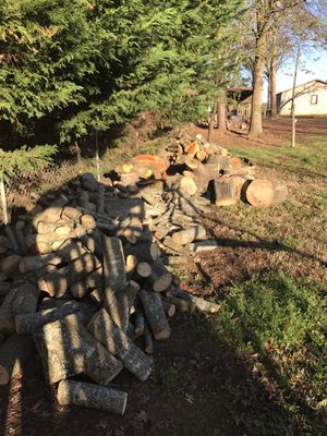 Oak, Maple, Bradford Pear, and Sycamore firewood for Sale in Anderson, SC