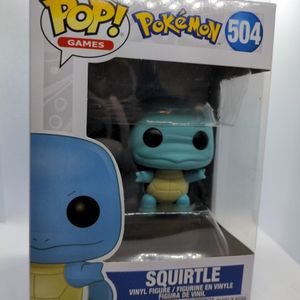 Exclusive Funko Pop Squirtle New for Sale in East Northport, NY