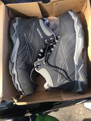 Reebok carbon fiber toe work boots for Sale in San Jose, CA