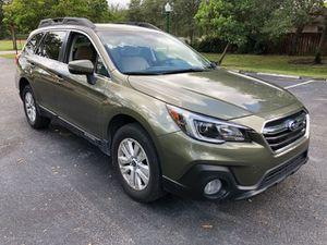 2018 Subaru Outback Premium for Sale in Miramar, FL