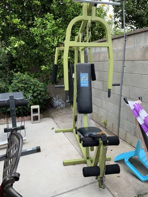 Weight machine offer for Sale in Riverside, CA