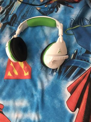 Turtle beach Xbox one wireless noise canceling headphones for Sale in Montebello, CA