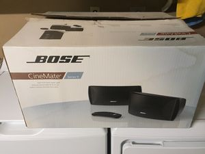 BOSE CineMate Series II Home Theater System for Sale in Port St. Lucie, FL
