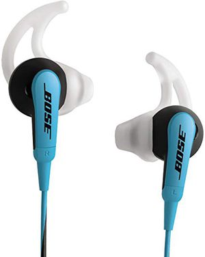 Bose SoundSport In-Ear Headphones Blue/Black- Wired for Sale in San Francisco, CA