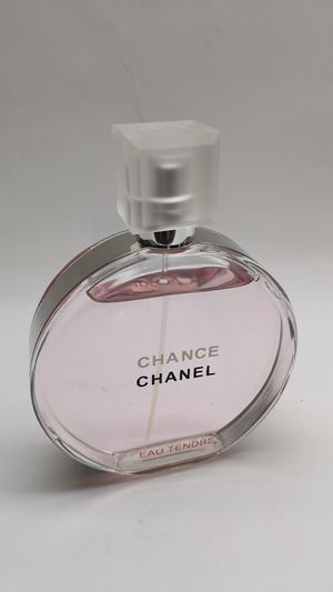 Chanel chance perfume for Sale in UNIVERSITY PA, MD