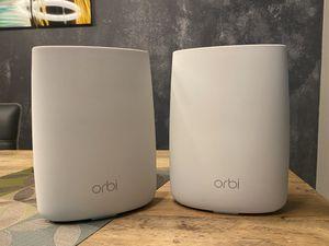 Netgear Orbi mesh router RBK50 for Sale in Las Vegas, NV