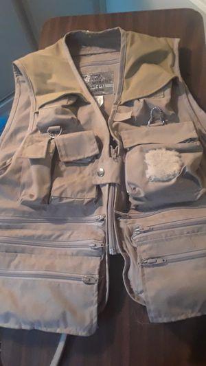 Heavy duty fishing Vest for Sale in Lynnwood, WA